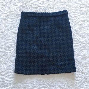 Tommy Hilfiger Houndstooth Skirt